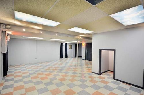 w basement