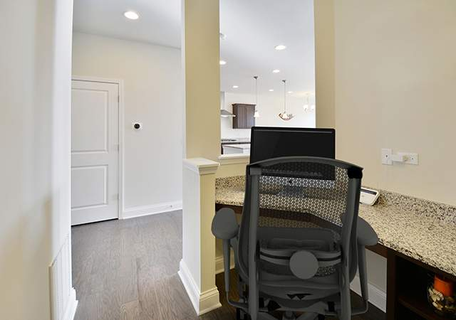 j office area