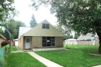 1551 N 39th Avenue – Stone Park – Sold for $5,000