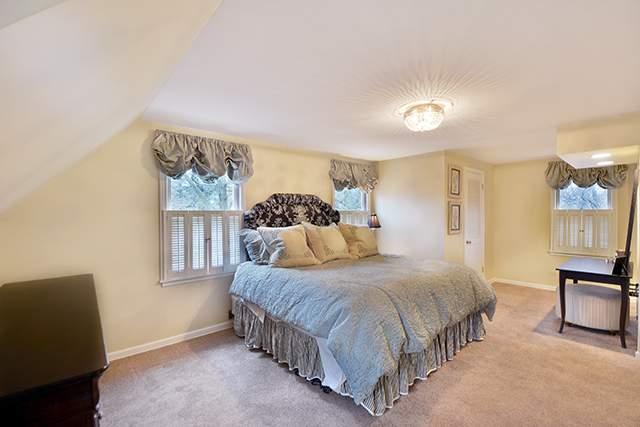o master bedroom