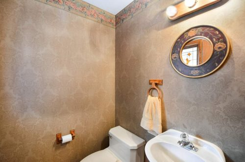 15 powder room