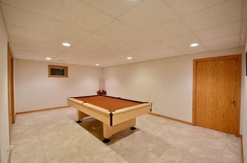 u basement