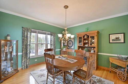 h dining room