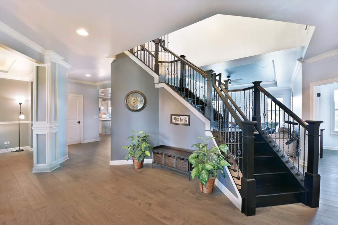 10 foyer