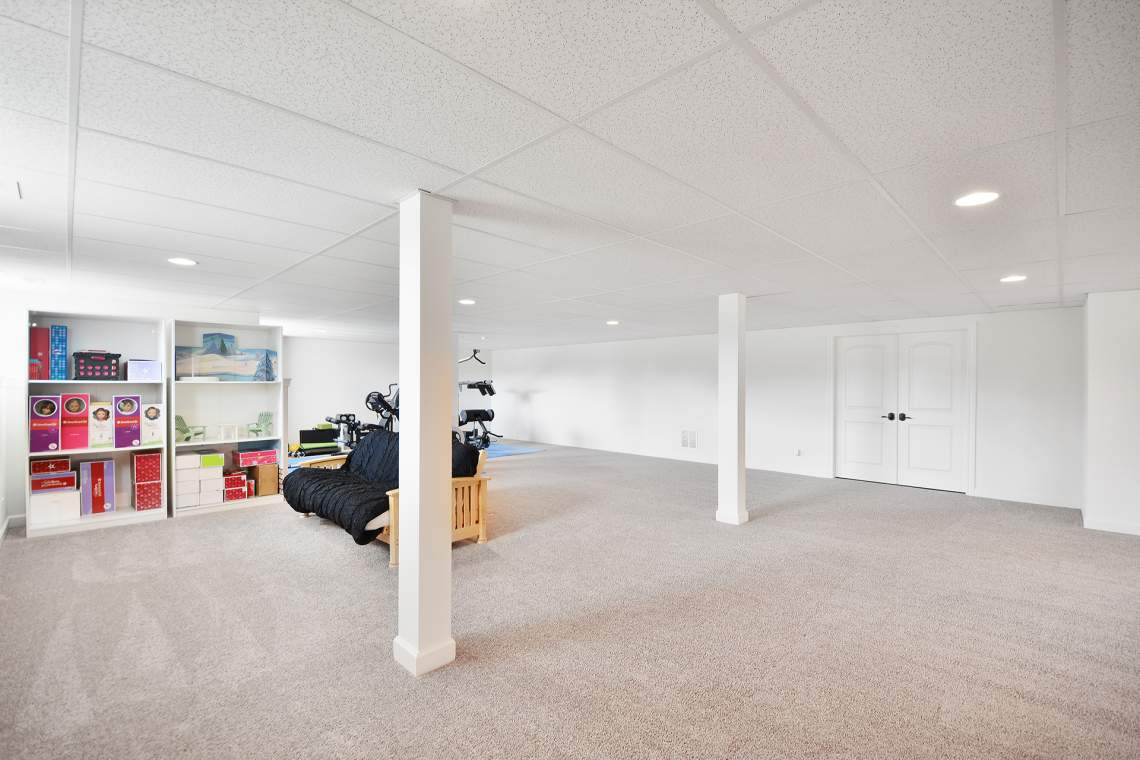 44 basement