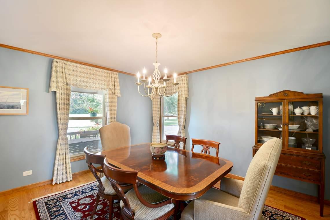21 dining room