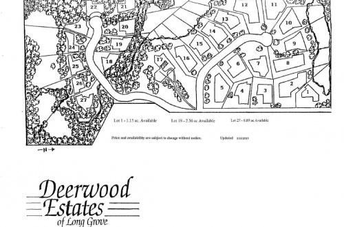 front 17 3702 Deerwood Drive - Lot 1