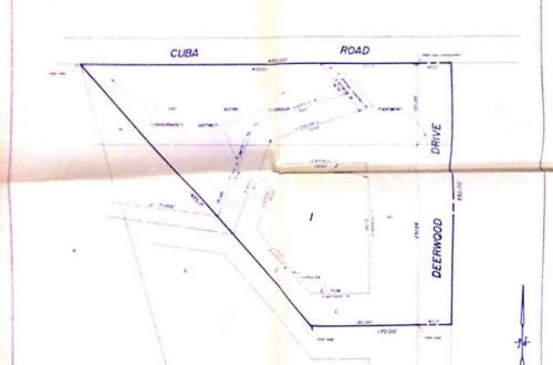 front 18 3702 Deerwood Drive - Lot 1 Plat