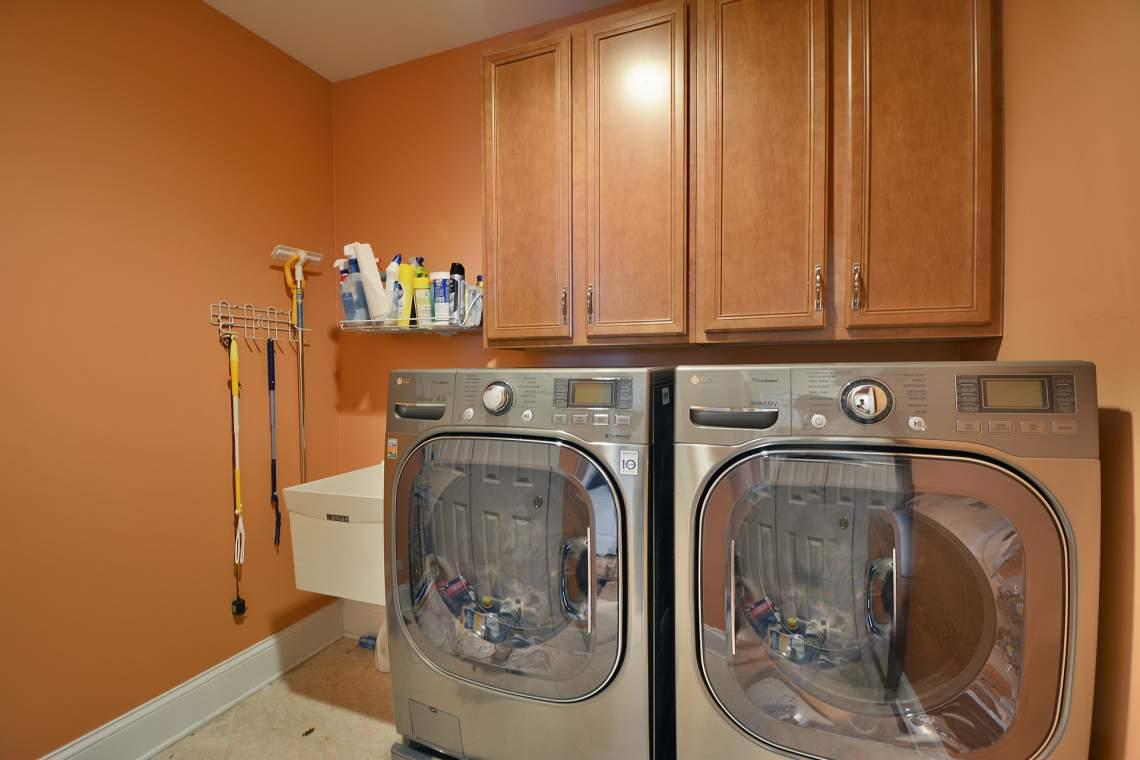 21 laundry room