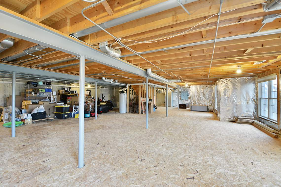 32 basement