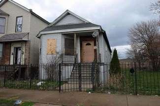 4252 W Maypole Avenue – Chicago – Sold for $9,000