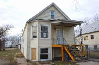 5018 S Ada Street – Chicago – Sold for $11,300