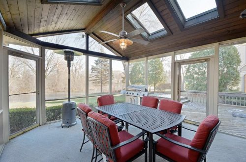15 screened in porch