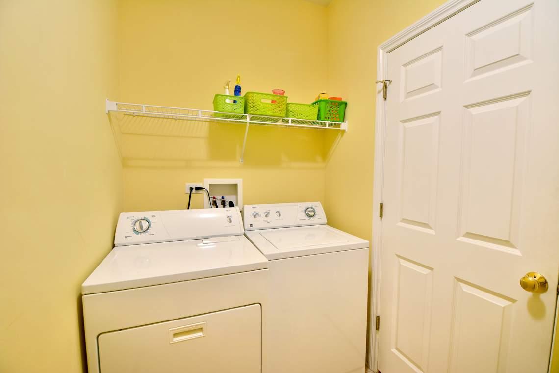 25 laundry room