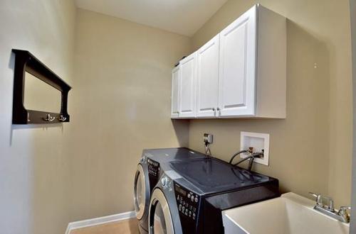 n laundry room