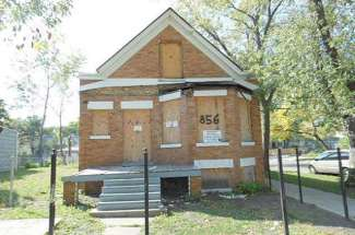 856 N Trumbull Avenue – Chicago – Sold for $10,000