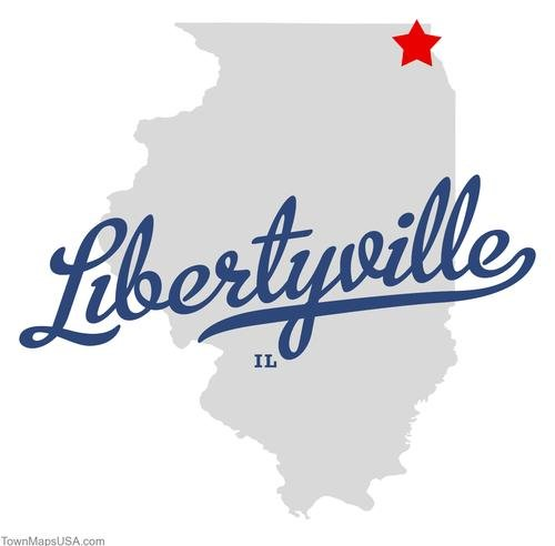 map_of_libertyville_il